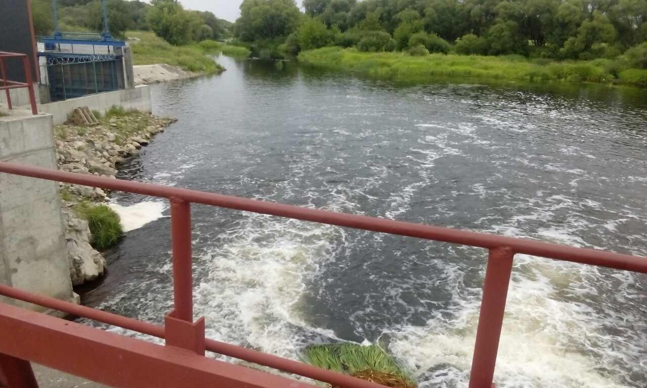 Міні-ГЕС, побудована за ЕКОкредит, забезпечує «чисту» електрику Житомирщині
